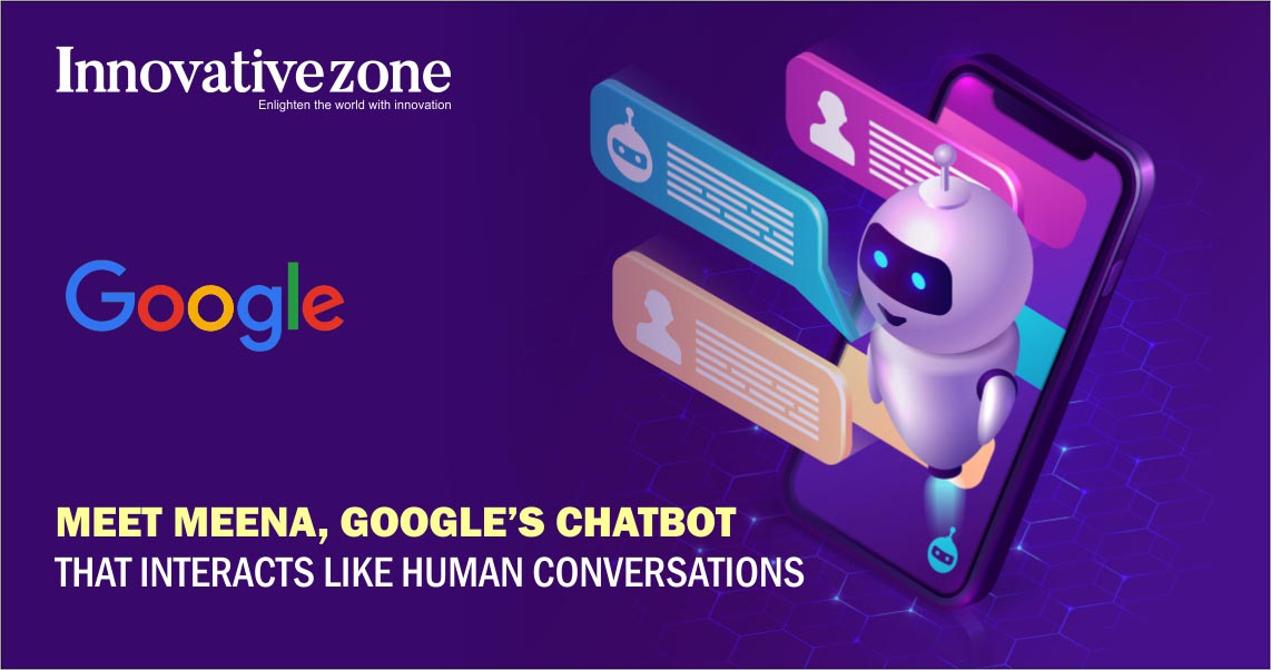 Google says its latest Meena chatbot is world's best