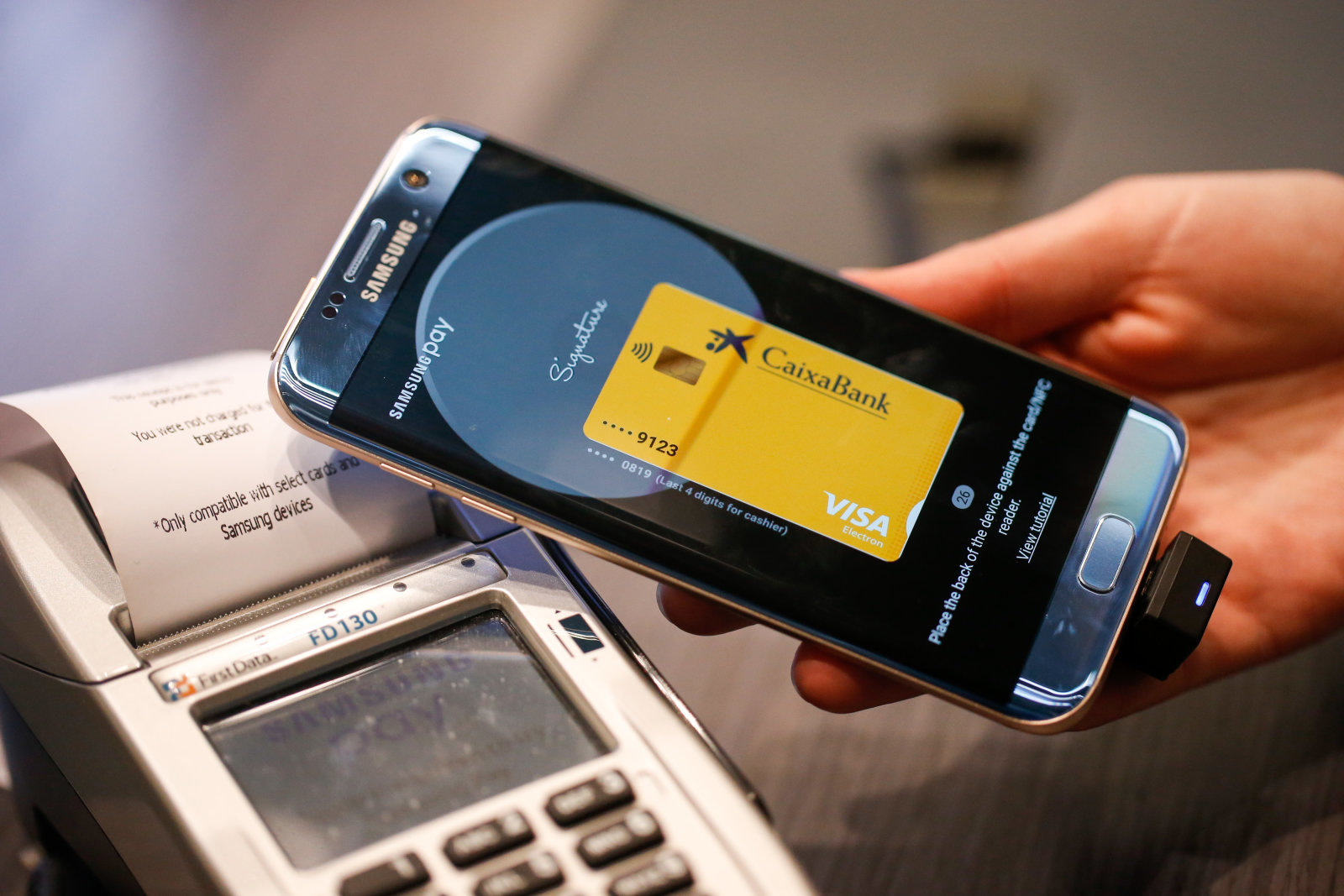 How And Where to Use Samsung Pay: step by step