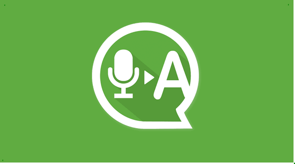 How To Convert Your Whatsapp Voice Note To Text | Android And IOS.