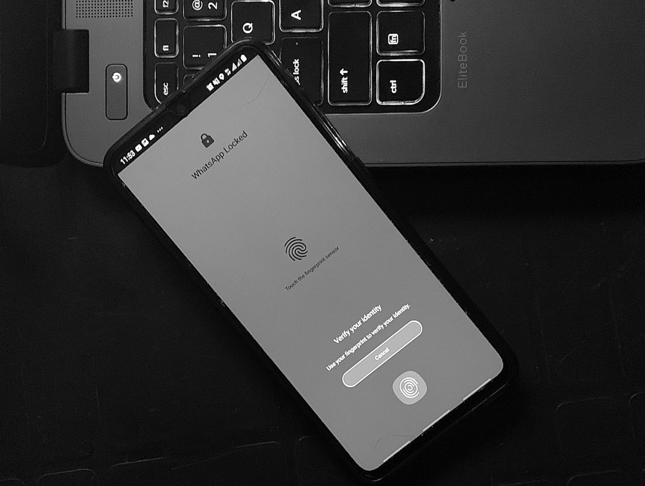 How to create a WhatsApp fingerprint lock on your Android smartphone.