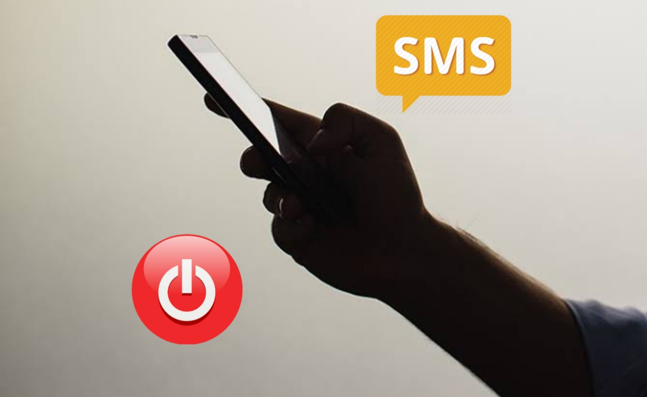 How To Remotely Turn Off Your Android Phone By Sending SMS: step by step.