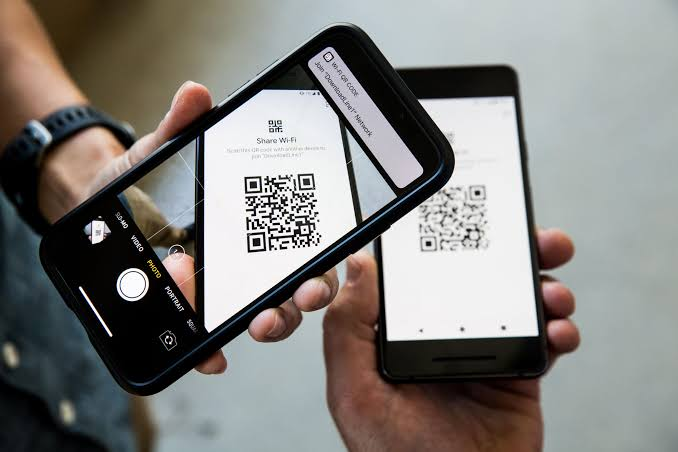 How to share your Wi-Fi with Android 10 QR Code