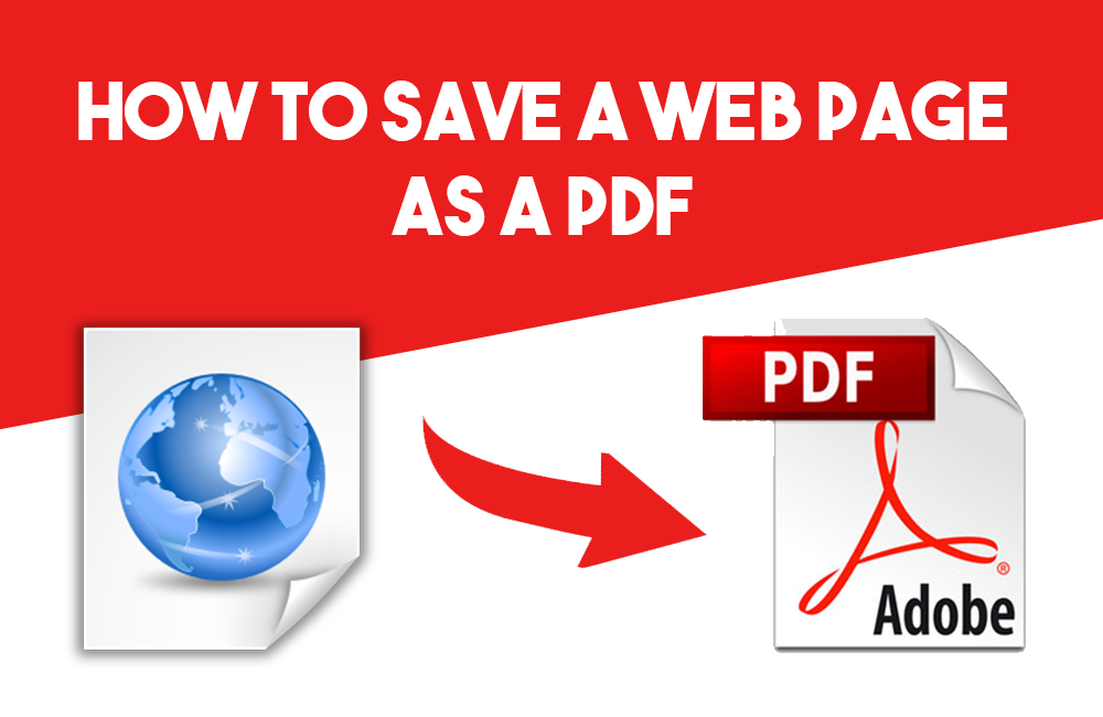 How To Turn A Webpage To A PDF On Your PC or MAC In 2 minutes.
