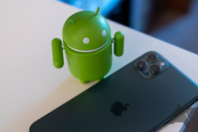 Now Android Os Can Be Installed And Run On Your iPhone.