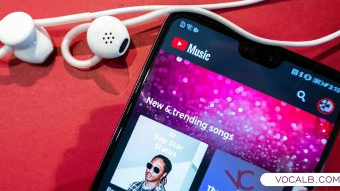 On Android New Devices, YouTube music replaces Google play music