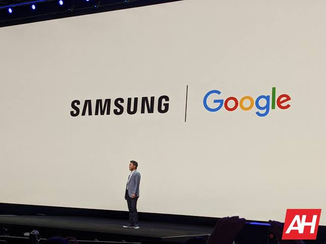 Samsung's Galaxy Store Start Having Google's Apps.